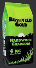 hardwood charcoal - Highveld Gold