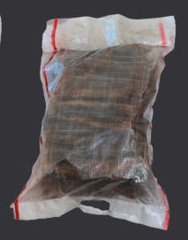 hardwood firewood in bag - Bushveld Gold